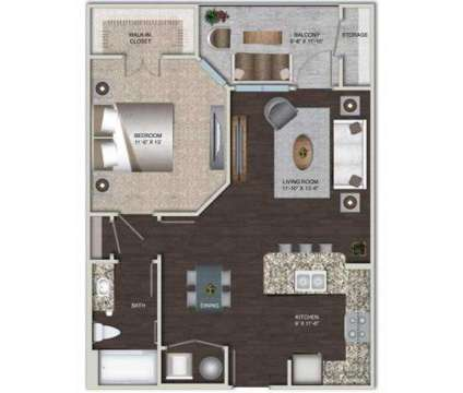 1 Bed - Park Place at Maguire at 100 Maguire Park St in Ocoee FL is a Apartment