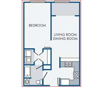 1 Bed - Wendover Ridge at 514 Coapman St in Greensboro NC is a Apartment