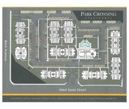 2 Beds - Park Crossing at 2100 West Texas St in Fairfield CA is a Apartment