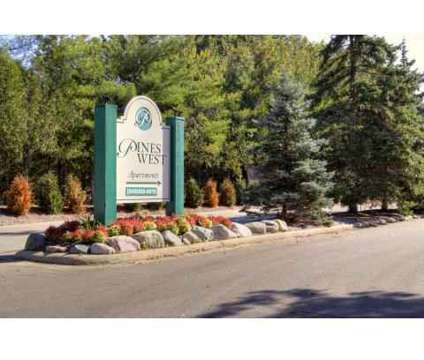 1 Bed - Pines West Apartments at 3550 Austrian Pine Way in Portage MI is a Apartment