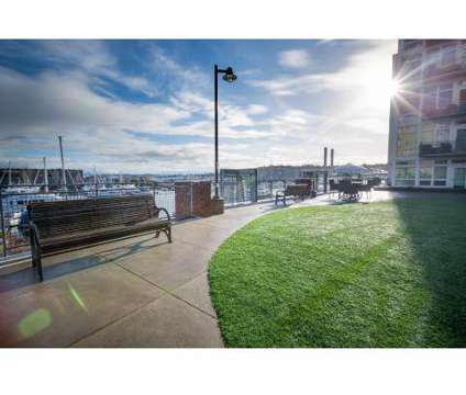 Studio - Thea's Landing at 1705 E Dock St in Tacoma WA is a Apartment