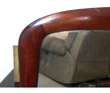 Antique 1927 Lane Cedar Chest & 1930's Henkel Harris Mahogany Mirror is a White Tables & Stands for Sale in Palm Harbor FL