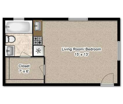 Studio - Double Tree Apartments at 1544 Meade Ct in Lexington KY is a Apartment