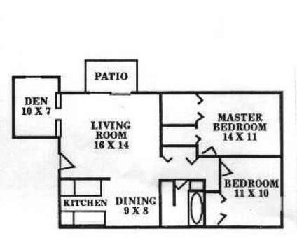 2 Beds - Spring Acres at 6917 Wright Plaza in Omaha NE is a Apartment