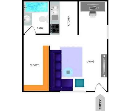 Studio - Las Brisas at 2001 N Rancho Avenue in Colton CA is a Apartment