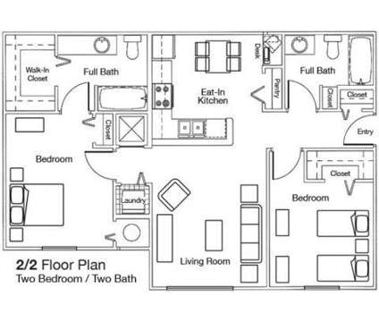 2 Beds - Windsong at 2580 Sw Windsong Cir in Lake City FL is a Apartment