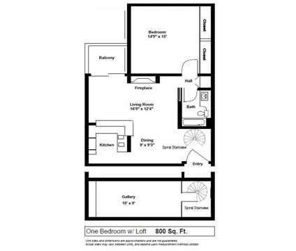 1 Bed - Kingsley Plaza at 444 S Kingsley Dr in Los Angeles CA is a Apartment