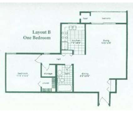 1 Bed - Green Meadows at 1187 West Wilson St in Batavia IL is a Apartment