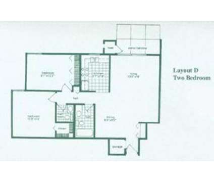 2 Beds - Green Meadows at 1187 West Wilson St in Batavia IL is a Apartment