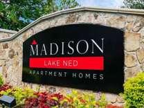 1 Bed - Madison Lake Ned