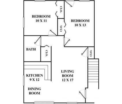 2 Beds - Summit Terrace at 473 South Summit St in Bowling Green OH is a Apartment