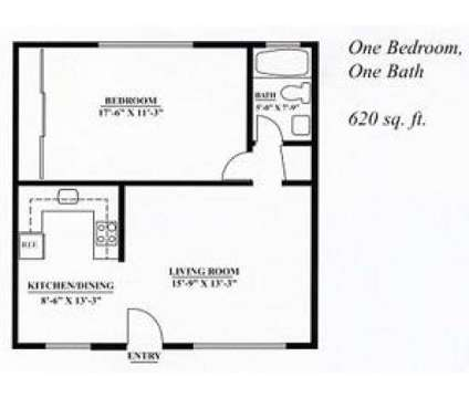 1 Bed - Garden Court at 557 Buena Vista Avenue in Alameda CA is a Apartment