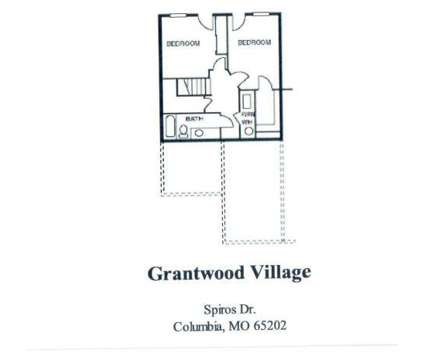 4 Beds - Grantwood Village at 1501 Spiros Drive Apartment D in Columbia MO is a Apartment