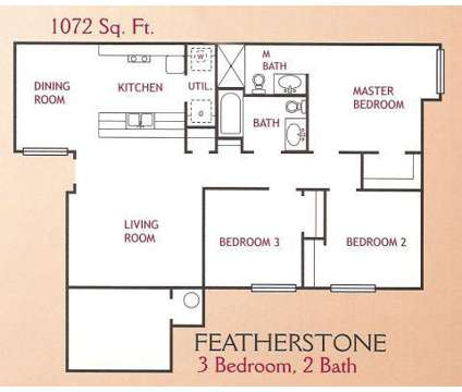 3 Beds - Stonegate at 4141 North Blythe Ave in Fresno CA is a Apartment