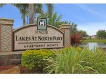 2 Beds - Lakes at North Port