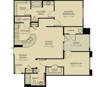 2 Beds - Aquatera Apartment Homes at 5777 Mission Center Rd in San Diego CA is a Apartment
