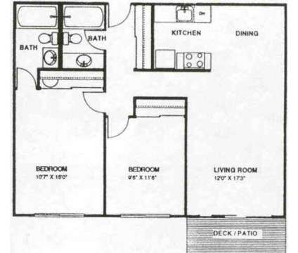 2 Beds - Beaver Creek at 12270 Sw Center St in Beaverton OR is a Apartment