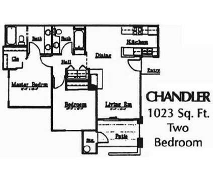 2 Beds - Dorinda Vista Apartments at 7596 North Mona Lisa Rd in Tucson AZ is a Apartment