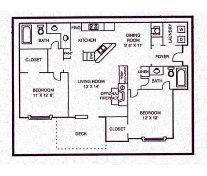 2 Beds - Clarinbridge at 3770 George Busbee Parkway in Kennesaw GA is a Apartment