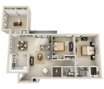 3 Beds - Coppertree Apartments at 1414 Som Center Rd in Mayfield Heights OH is a Apartment