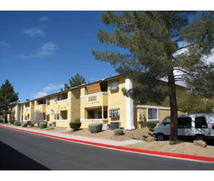 2 Beds - Sunset Springs Apartments at 6930 Paradise Rd in Las Vegas NV is a Apartment