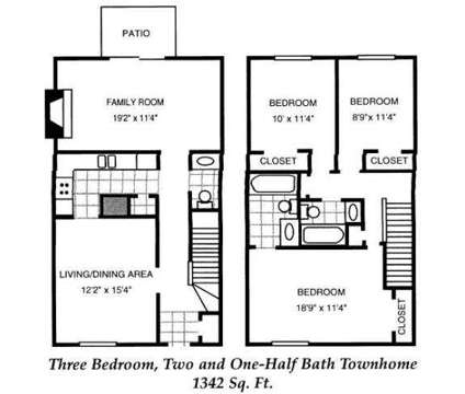 3 Beds - The Reserve at Merrick at 3300 Montavesta Rd in Lexington KY is a Apartment