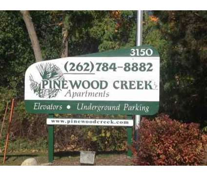 1 Bed - Pinewood Creek Apartments at 3150 S Moorland Road in New Berlin WI is a Apartment