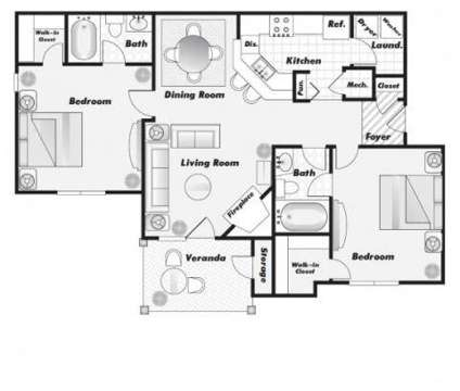 2 Beds - Wesley St. Claire at 3350 Sweetwater Rd in Lawrenceville GA is a Apartment