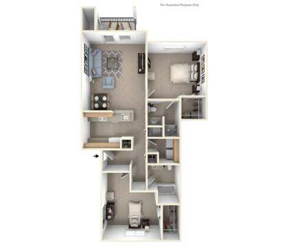 2 Beds - Black Sand Apartment Homes at 4911 North 32nd St in Lincoln NE is a Apartment