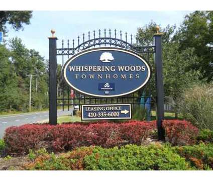 3 Beds - Whispering Woods at 37 Alberge Ln in Middle River MD is a Apartment