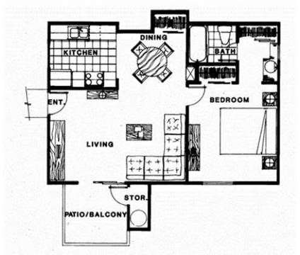 1 Bed - Quail Run at 209 Aegean Way in Vacaville CA is a Apartment