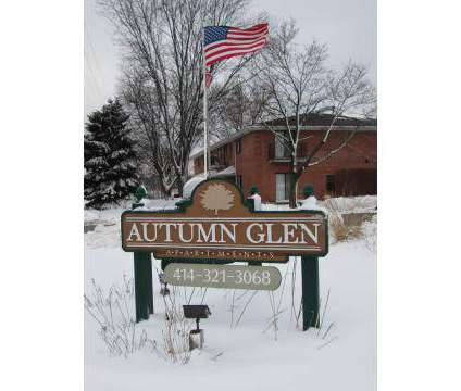 1 Bed - Autumn Glen at 11200 W Cleveland Ave in West Allis WI is a Apartment