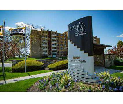 Studio - Carriage Park Apartments at 300 Chatham Park Drive in Pittsburgh PA is a Apartment
