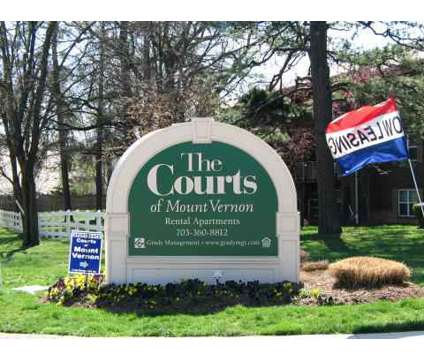 3 Beds - The Courts of Mount Vernon Apartments at 3601 Albee Lane in Alexandria VA is a Apartment