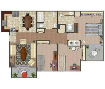 3 Beds - Willowbrook Apartments at 1756 Willowbrook Dr in Merced CA is a Apartment