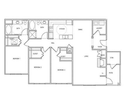 3 Beds - Arbor Place at 1955 Popps Ferry Rd in Biloxi MS is a Apartment