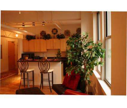 1 Bed - Paul Brown Loft Apartments, The at 206 N 9th St in Saint Louis MO is a Apartment