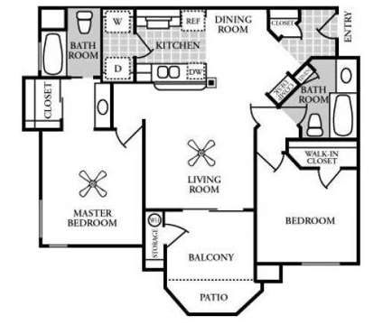 2 Beds - Stone Canyon Apartments at 5100 Quail Run Rd in Riverside CA is a Apartment