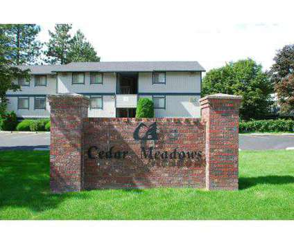 1 Bed - Cedar Meadows at 8909 N Colton in Spokane WA is a Apartment