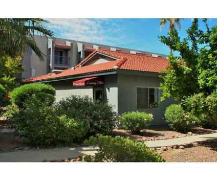 1 Bed - Crown Villas Apartments at 550 South Camino Seco in Tucson AZ is a Apartment