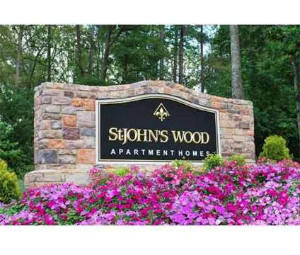 2 Beds - St. John's Wood at 901 St Johns Wood Dr in Richmond VA is a Apartment