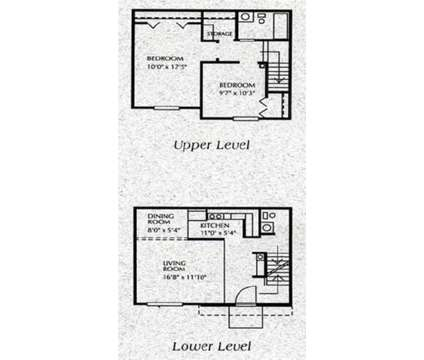 2 Beds - Novi Ridge at 23640 Chipmunk Trail in Novi MI is a Apartment