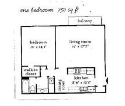 1 Bed - Four Seasons at 5068 Grover St in Omaha NE is a Apartment