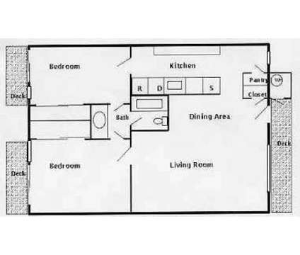 2 Beds - Raleigh Firs at 6239 Sw Beaverton-hillsdale Highway in Portland OR is a Apartment