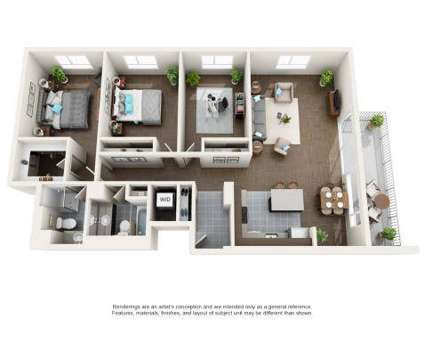 3 Beds - Panorama at 1100 University St in Seattle WA is a Apartment