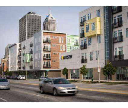 Studio - Artistry Apartments at 451 E Market St in Indianapolis IN is a Apartment
