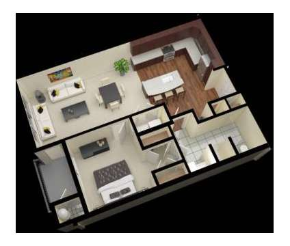 1 Bed - 1400 Main at 1400 Main St in Canonsburg PA is a Apartment
