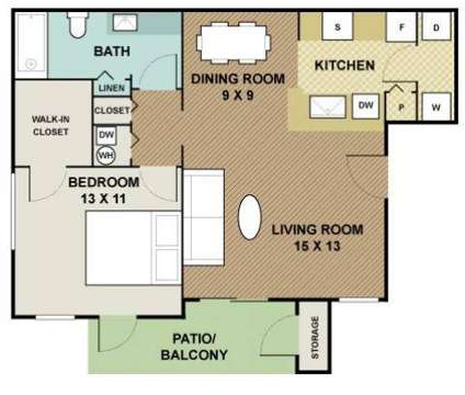 1 Bed - Lakes at Brandon West, The at 10011 Balaye Run Dr in Brandon FL is a Apartment