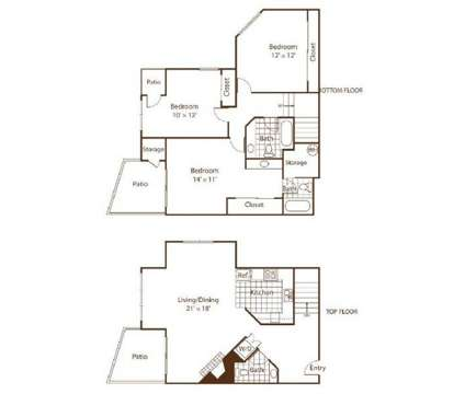 3 Beds - One Jefferson Parkway at 1 Jefferson Parkway in Lake Oswego OR is a Apartment