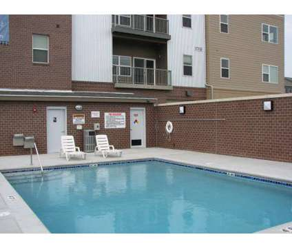 1 Bed - Pinhook Flats at Aksarben Village at 6440 Cedar Plaza in Omaha NE is a Apartment